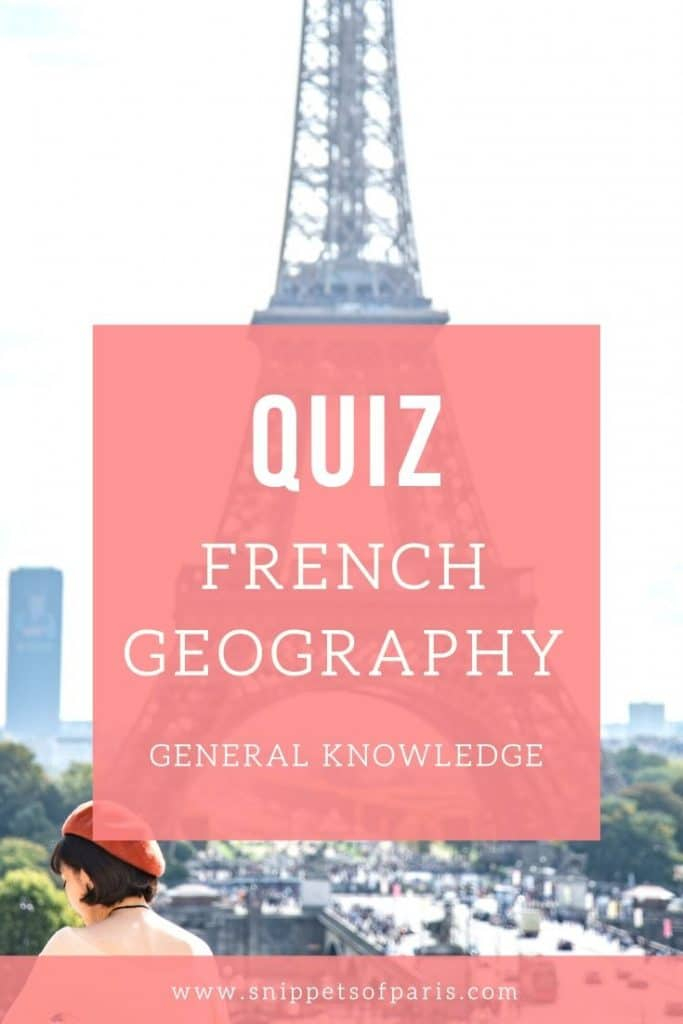 Quiz: Do you know your French Geography? 1