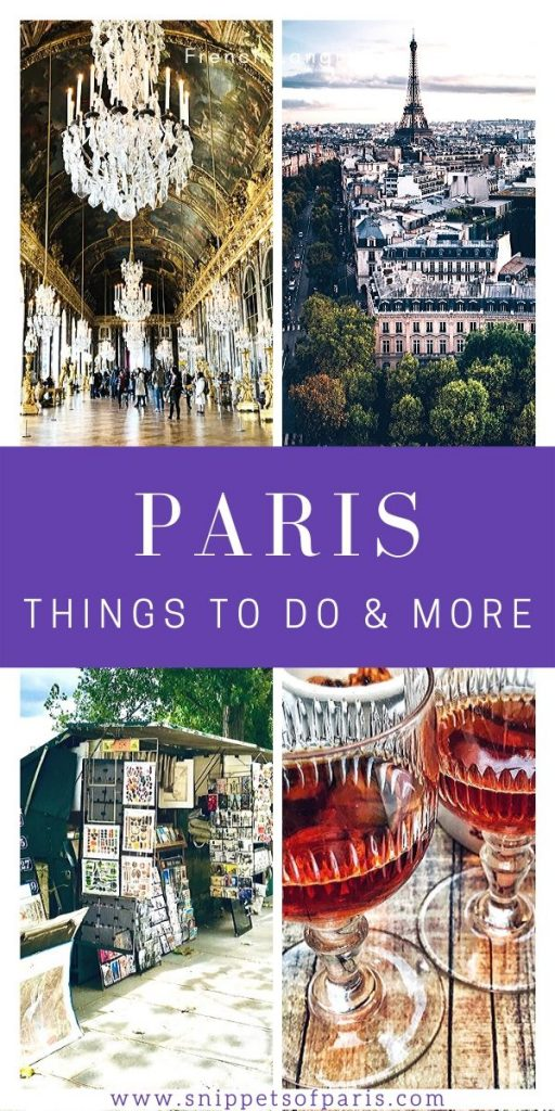 40 Fantastic Things to do in Paris on your first trip 4