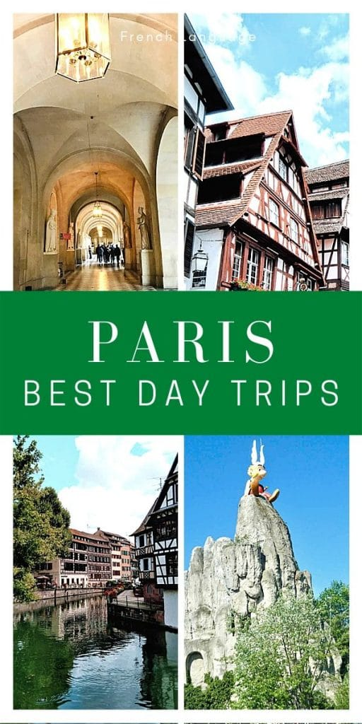 day trips from Paris pin
