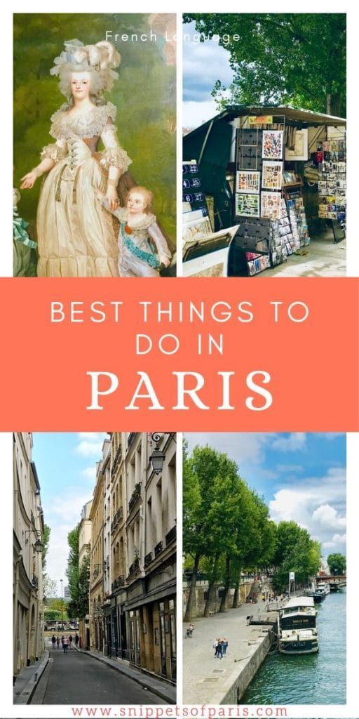 40 Fantastic Things to do in Paris on your first trip 5
