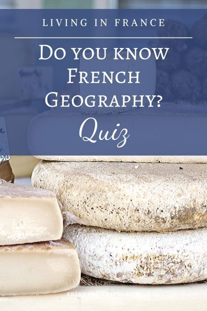 Quiz: Do you know your French Geography? 2