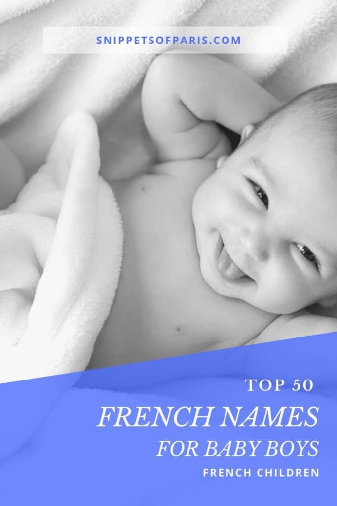 French Baby Boy names