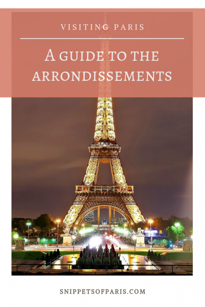 20 Paris Arrondissements: The Quick & Dirty Guide 3