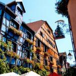 The Enchanting Medieval village: Colmar in France