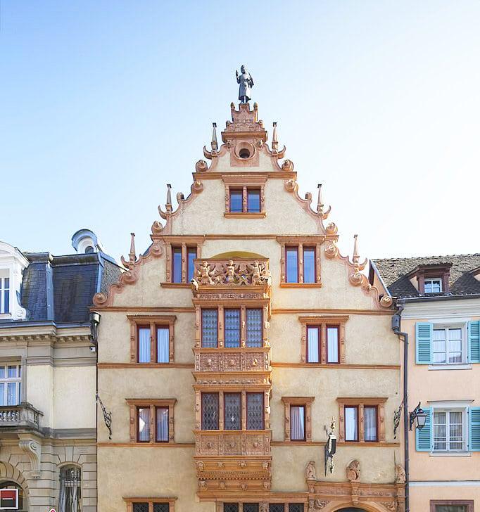 Maison des Tetes Colmar France