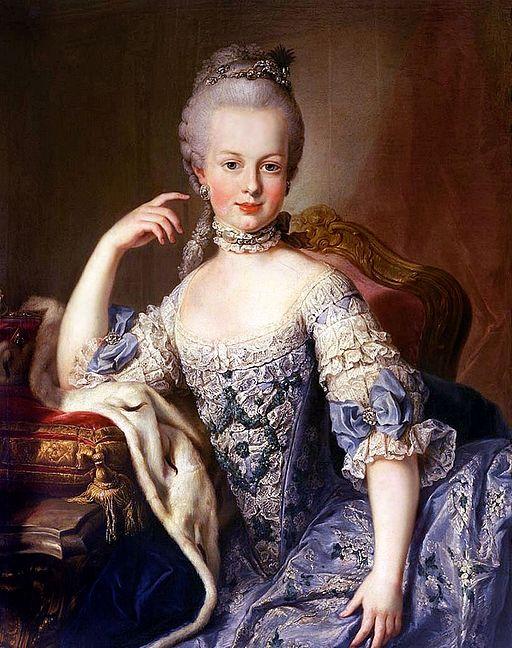 Let them eat cake Marie Antoinette