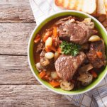 Beef Stew Recipe in Instant Pot: The French Boeuf Bourguignon