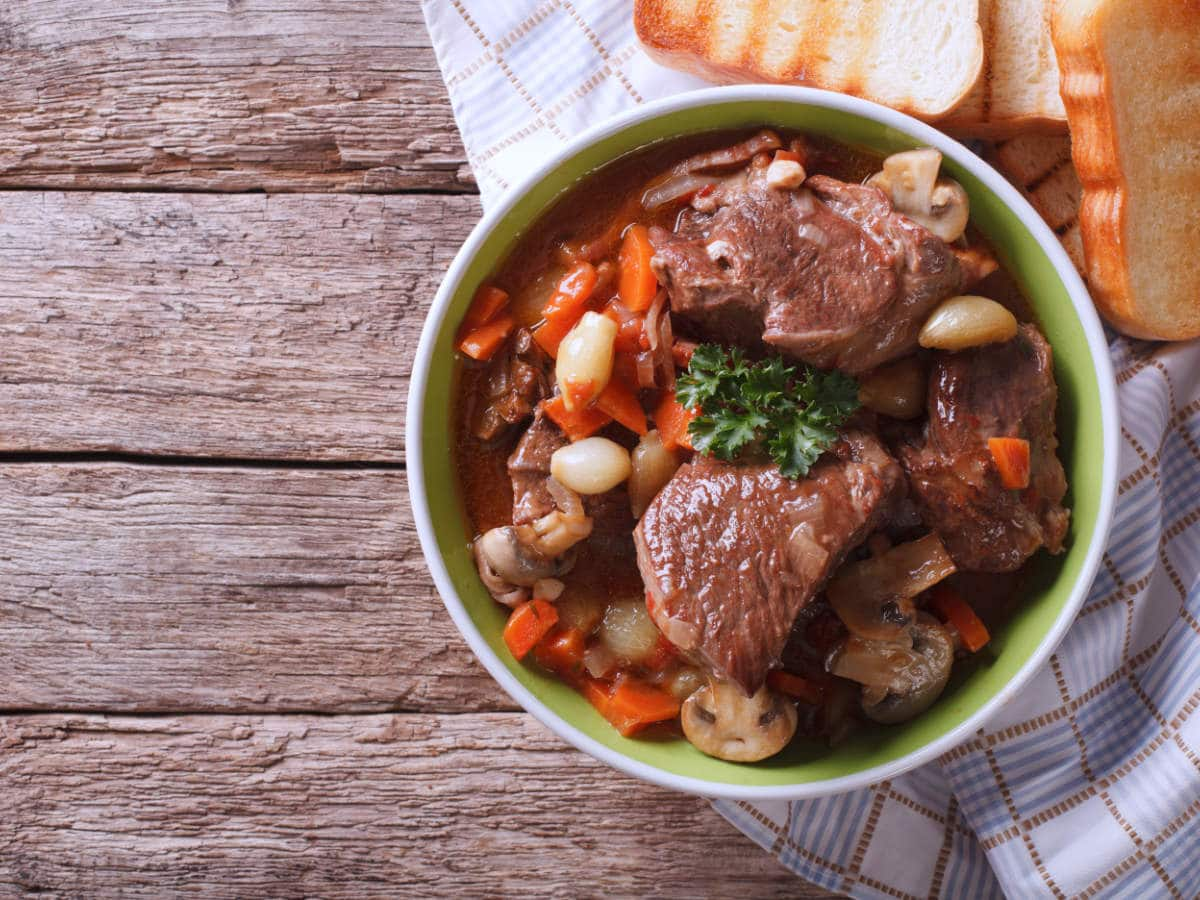 Boeuf Bourguignon Instant Pot Recipe: With or without wine