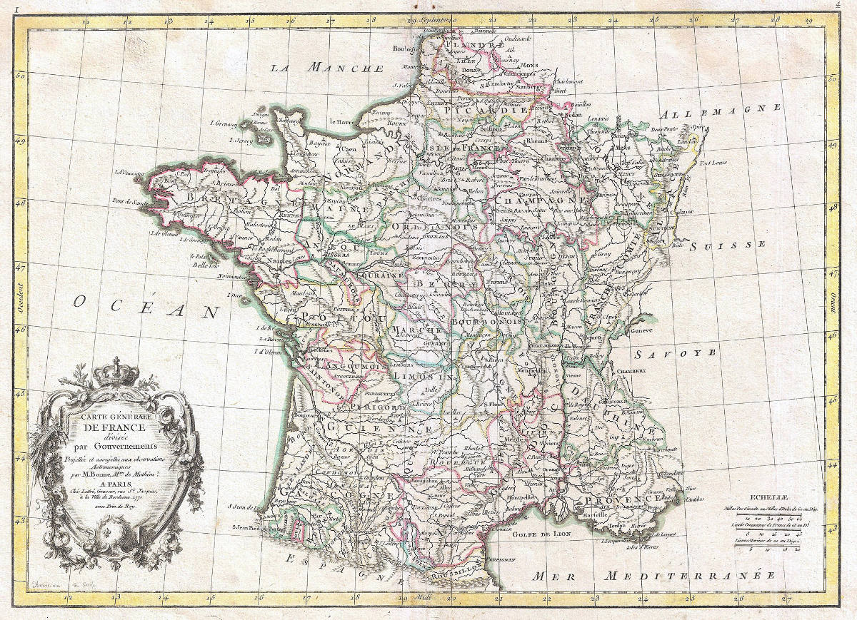 Quiz: Do you know your French Geography?