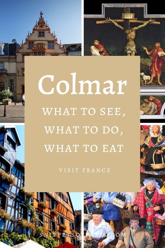 things to do in Colmar, France