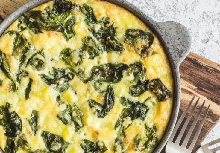 Spinach and Cheese Quiche: The Essential French Recipe 1