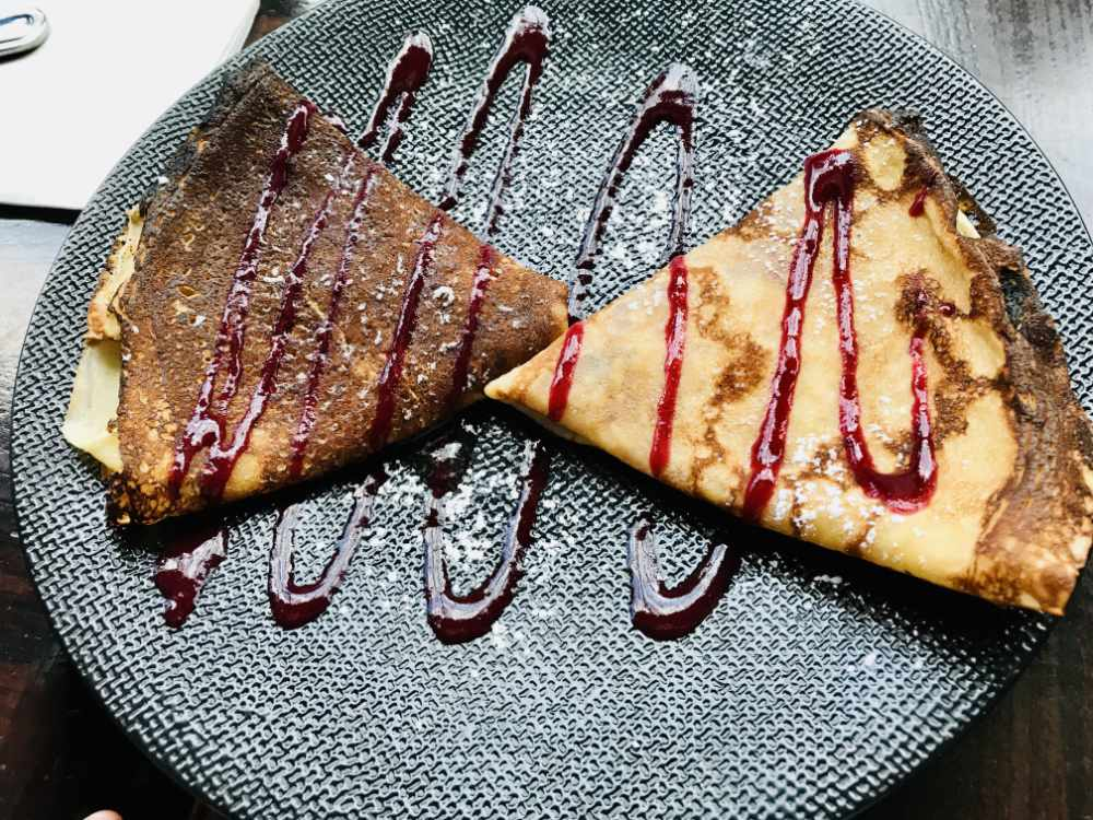 crepes for candlemas in france chandeleur
