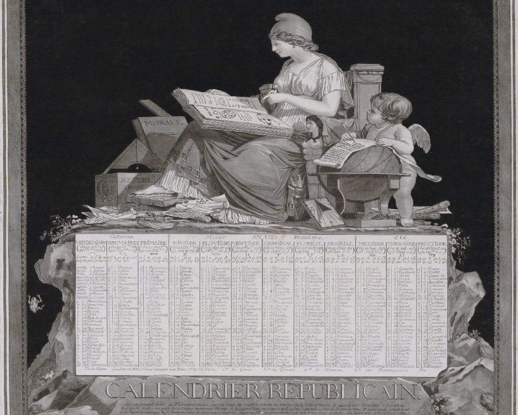 French Revolutionary calendar