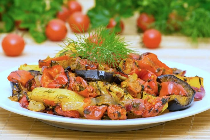 The classic French Ratatouille Recipe 1