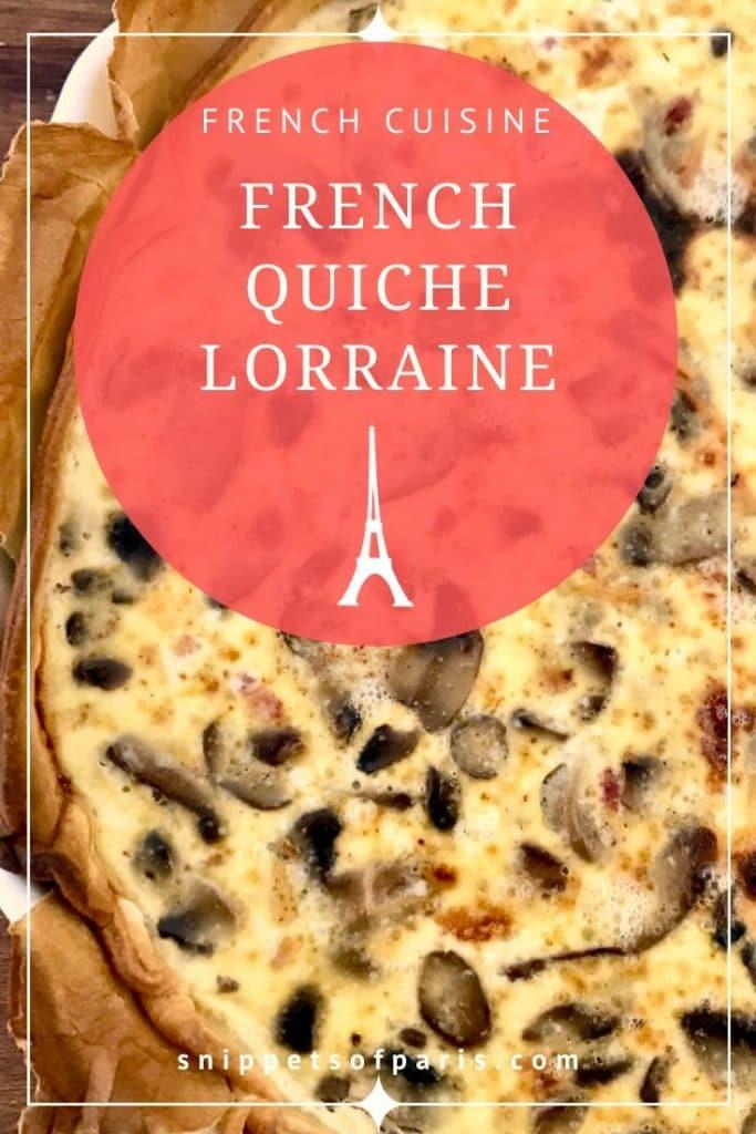 The Classic (but never boring) Quiche Lorraine Recipe 3