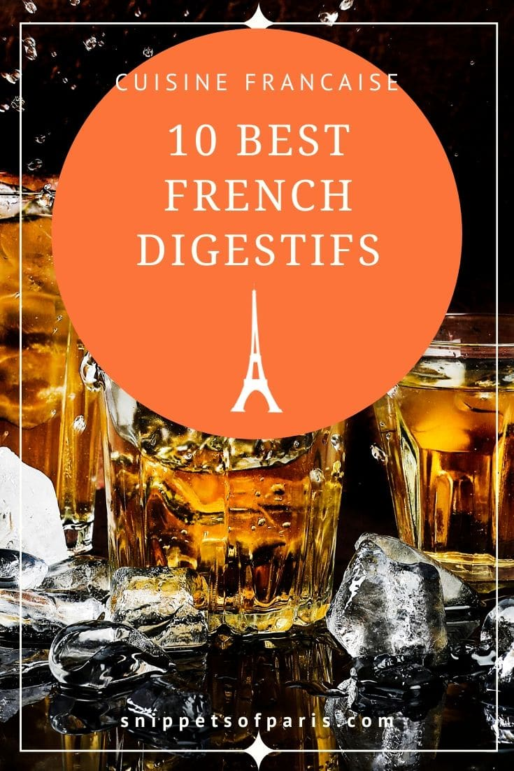 11 Fabulous French Digestifs that you need after dinner