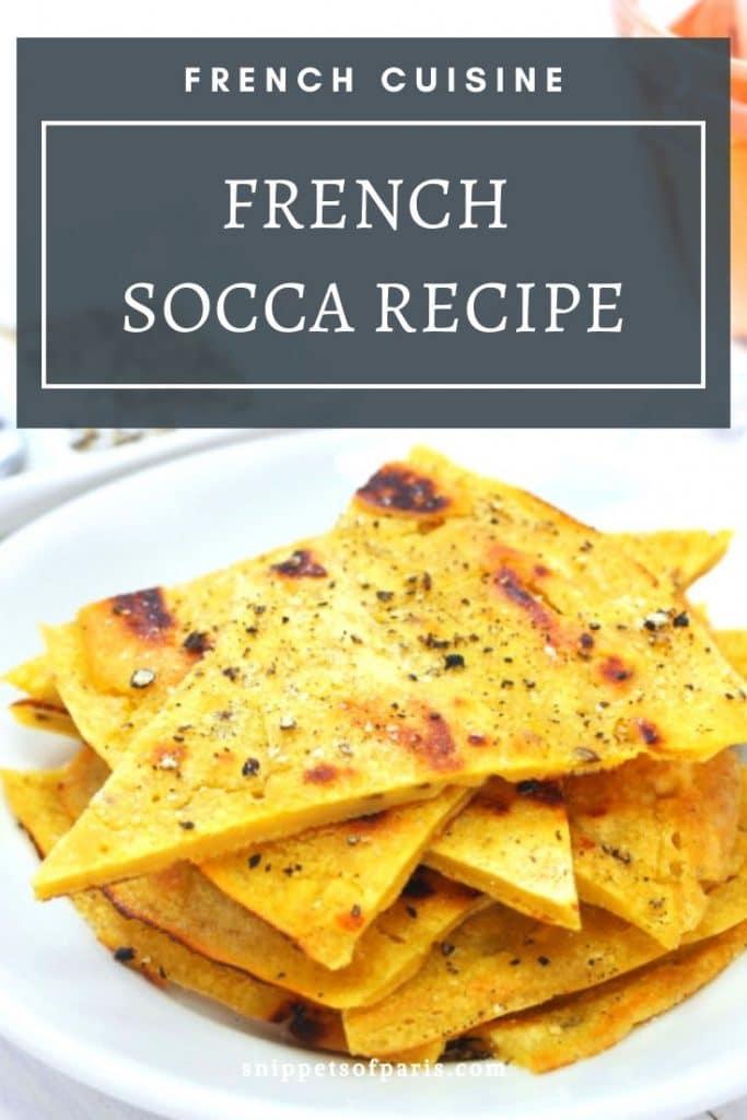 Socca Recipe: The (Gluten-free) French Appetizer 2