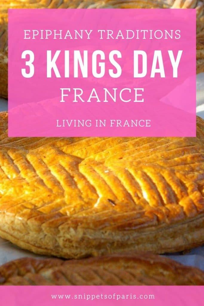3 Kings day pin for pinterest