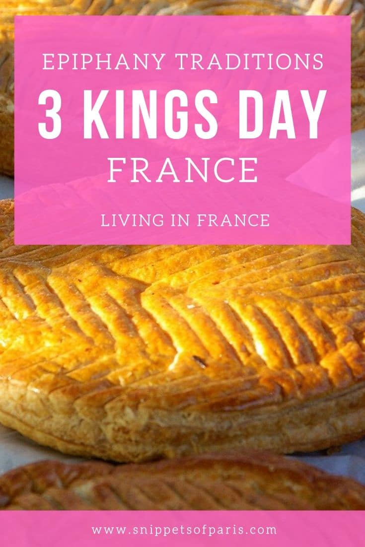 3 Kings Day: Celebrating Epiphany traditions in France