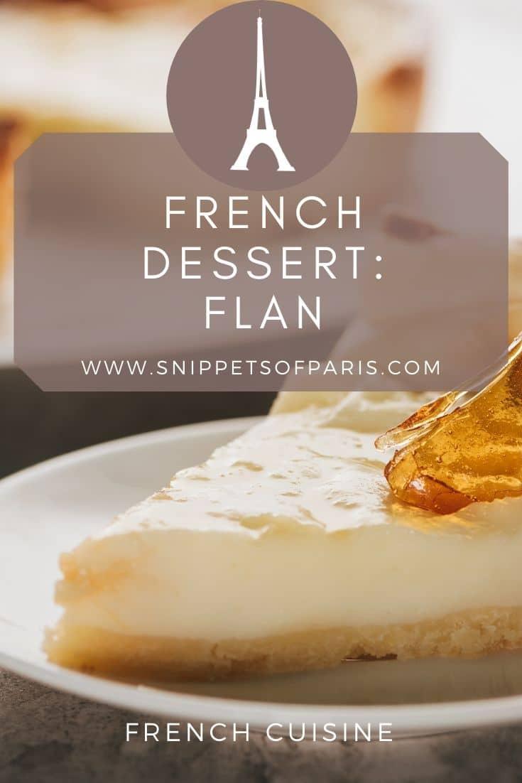 The Astonishingly Easy French Flan recipe 1
