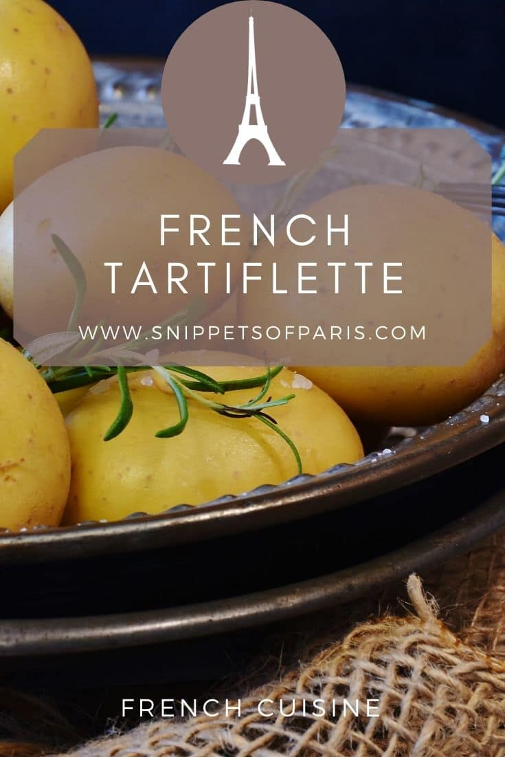 Tartiflette Recipe: The Winter dish from Savoie, France