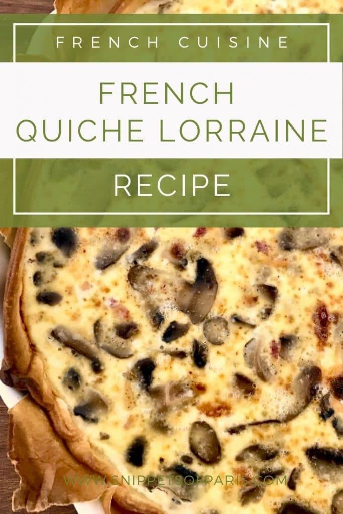 The Classic (but never boring) Quiche Lorraine Recipe 2