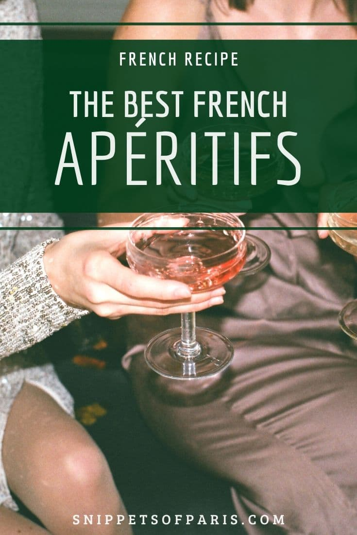 16 Easy French apéritifs for your next happy hour
