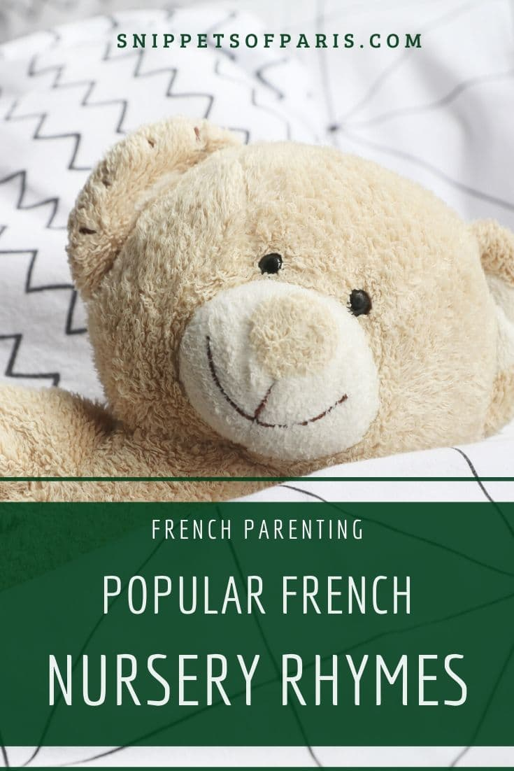 24 Adorable French Nursery Rhymes (bilingual lyrics & audio)
