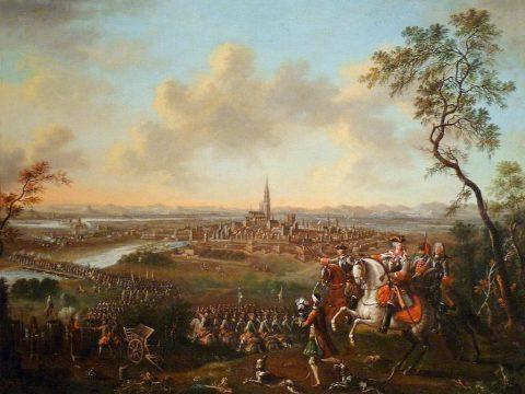 History of Alsace Region