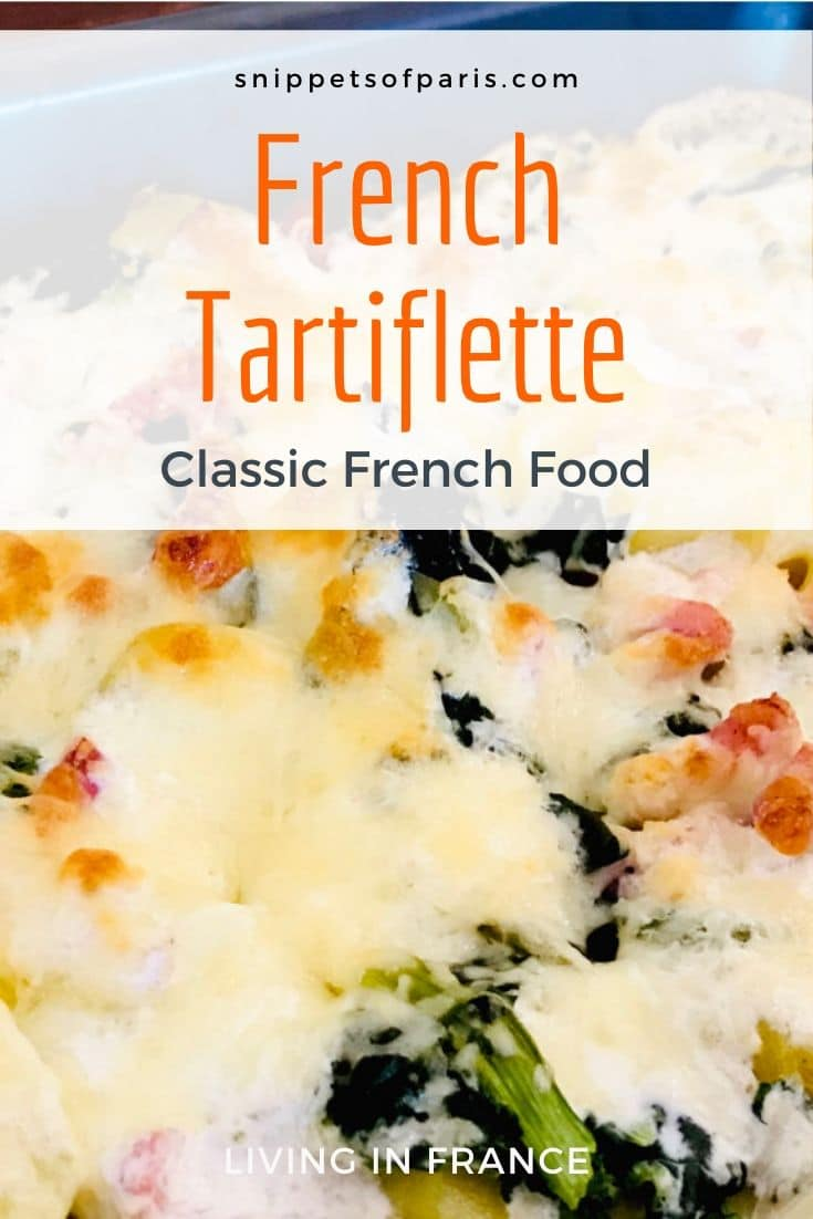 Tartiflette Recipe: The Winter dish from Savoie, France 1