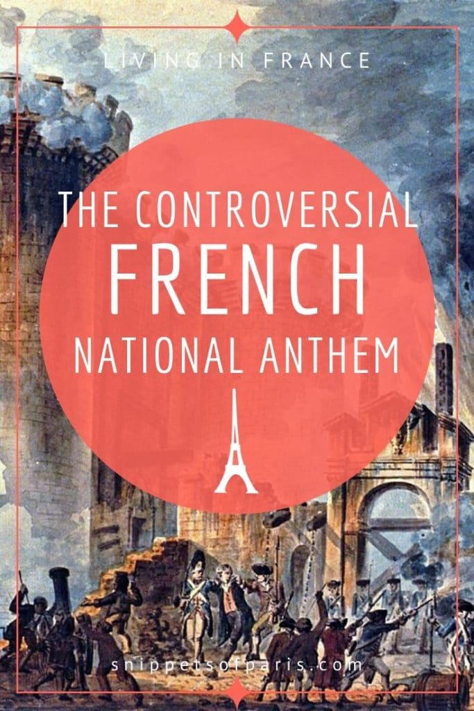 French national anthem pin for pinterest