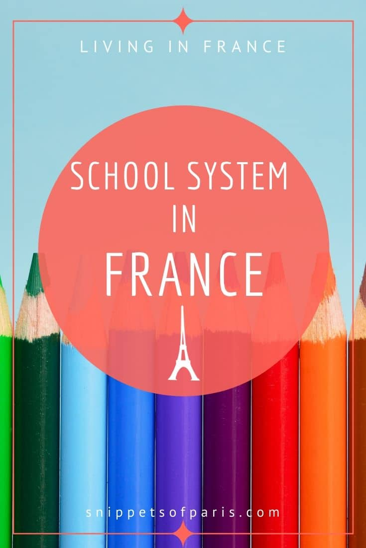 Schools in France: Demystifying the French Education system