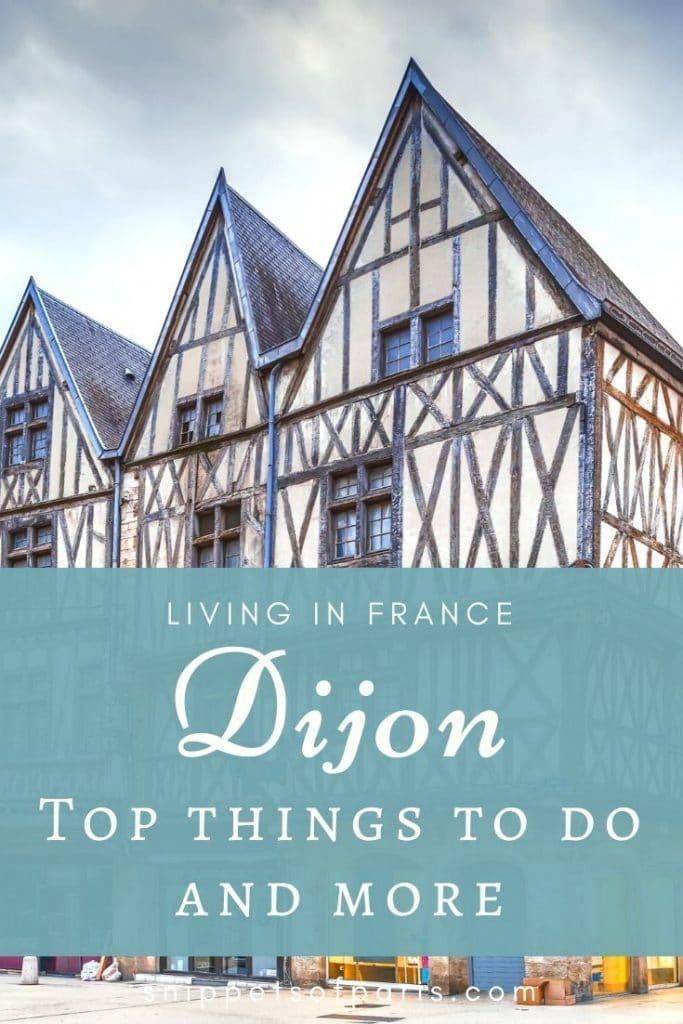 Visiting Delightful Dijon in Burgundy, France 3