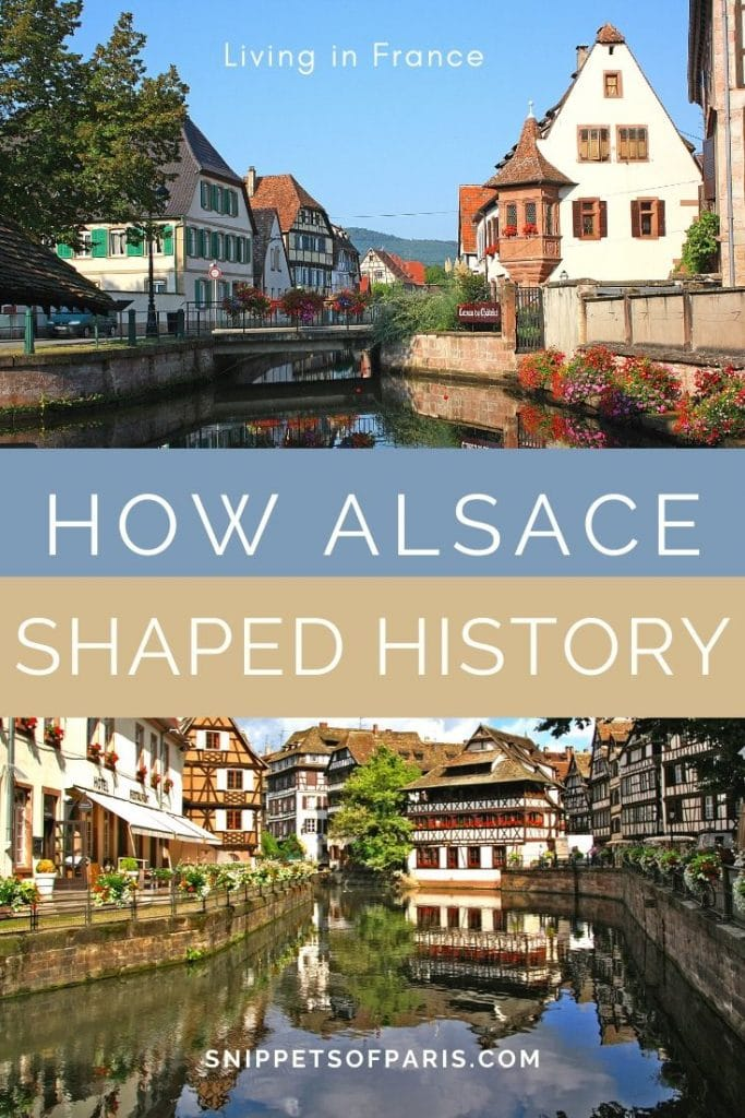 How the Alsace Region influenced Europe's history 2