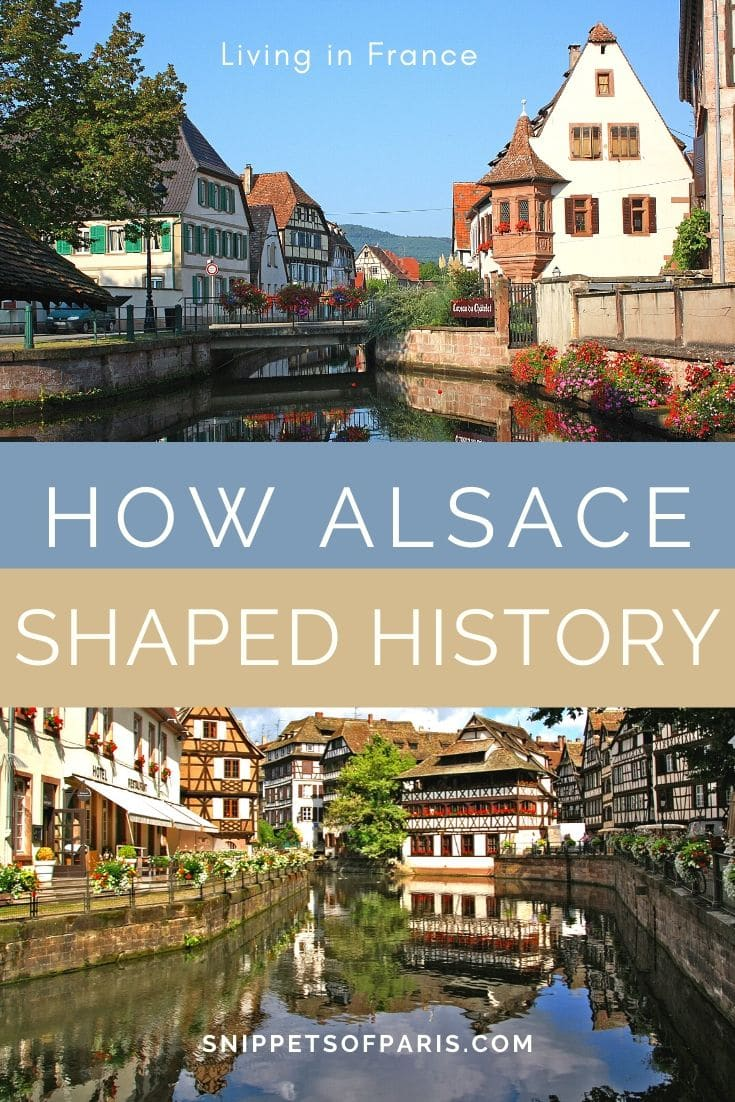 How the Alsace Region influenced Europe\'s history