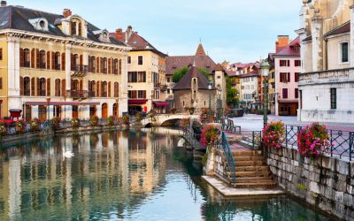 Things to do in Annecy, France (the Venice of the Alps!)