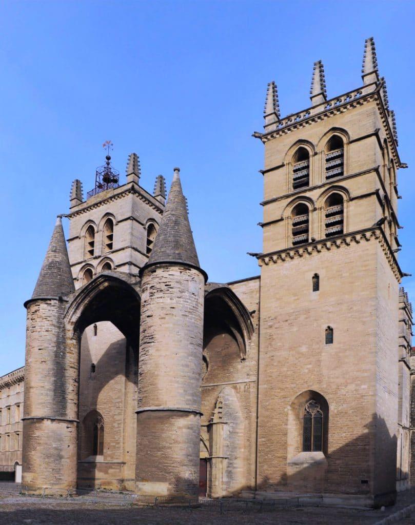 Cathédrale de Saint-Pierre Montpellier