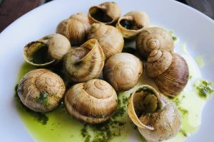 How to eat Escargot like the French (Be brave!)