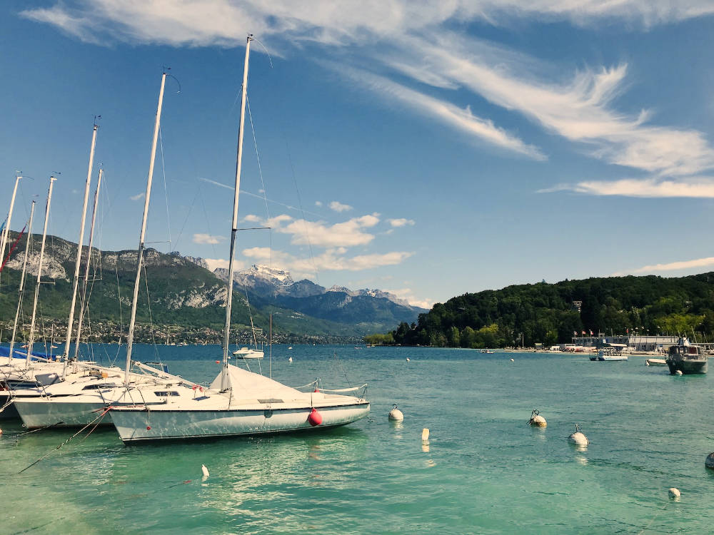 Sailboats - Things to do in Annecy
