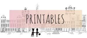 France printables