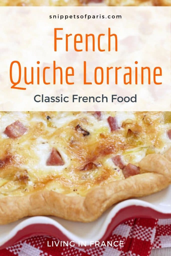 The Classic (but never boring) Quiche Lorraine Recipe 2