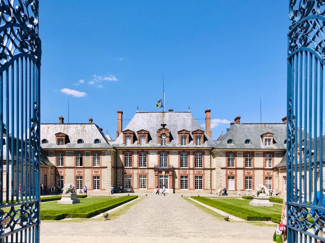 Château de Breteuil: The Castle of Old Fairytales (outside Paris)
