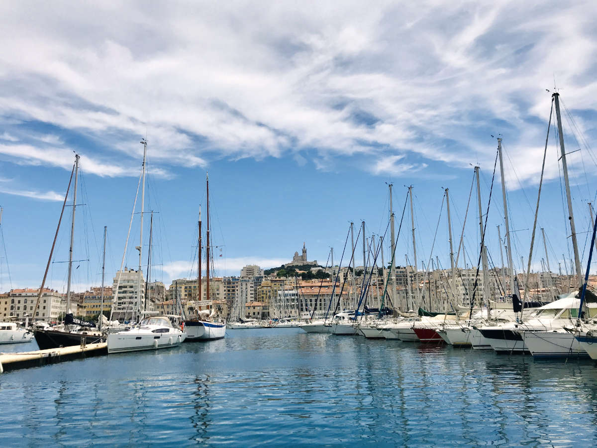 Vieux Port: Visiting Marseille's Old Port