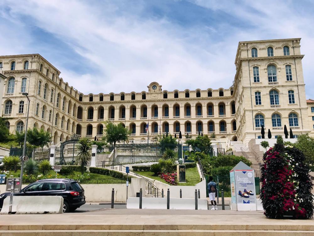 Intercontinental Hotel-Dieu, Marseille