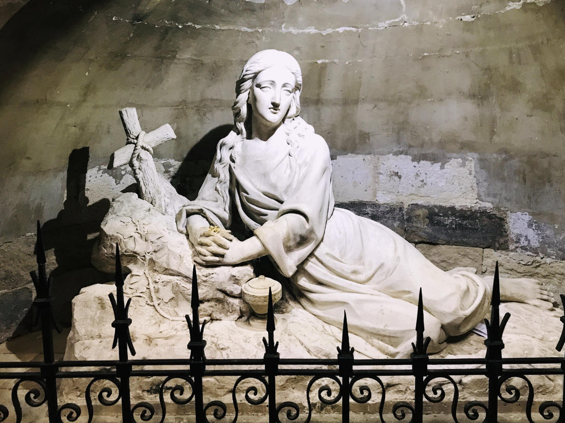 Saint-Maximin-la-Sainte-Baume: Is Mary Magdalene buried in France?
