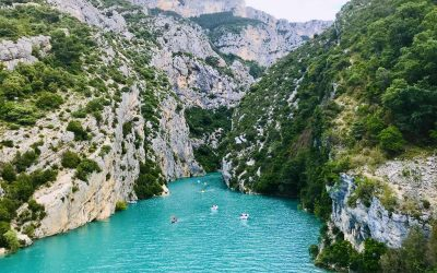 7 Tips for visiting the stunning Gorges Du Verdon (Provence)