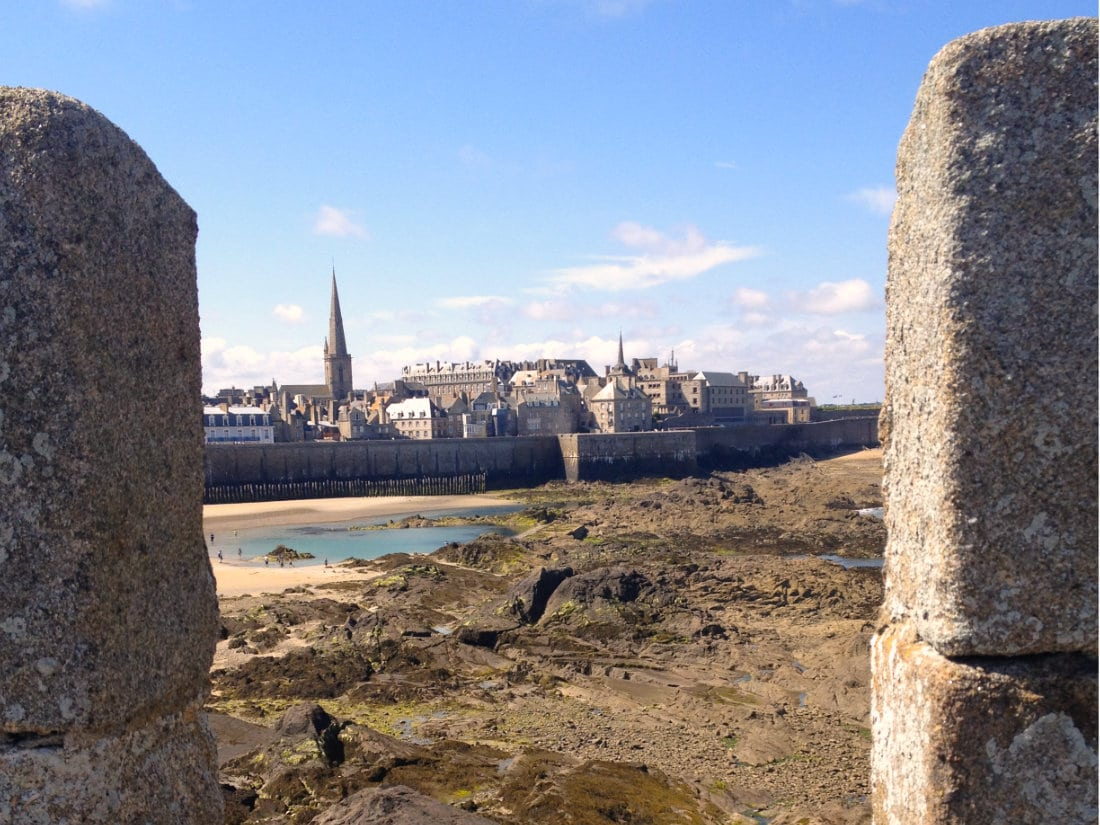 Saint-Malo: All the reasons to visit the beachy fortress in Brittany