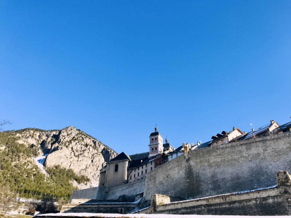 Briançon Cité Vauban fortifications
