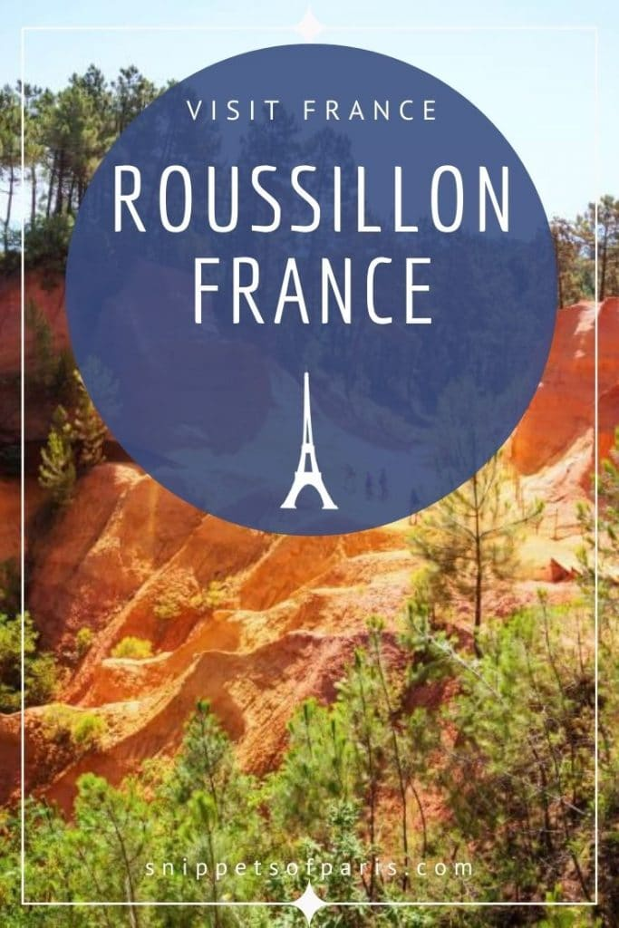 Visiting Roussillon in Provence (and the Ochre Trail!) 3