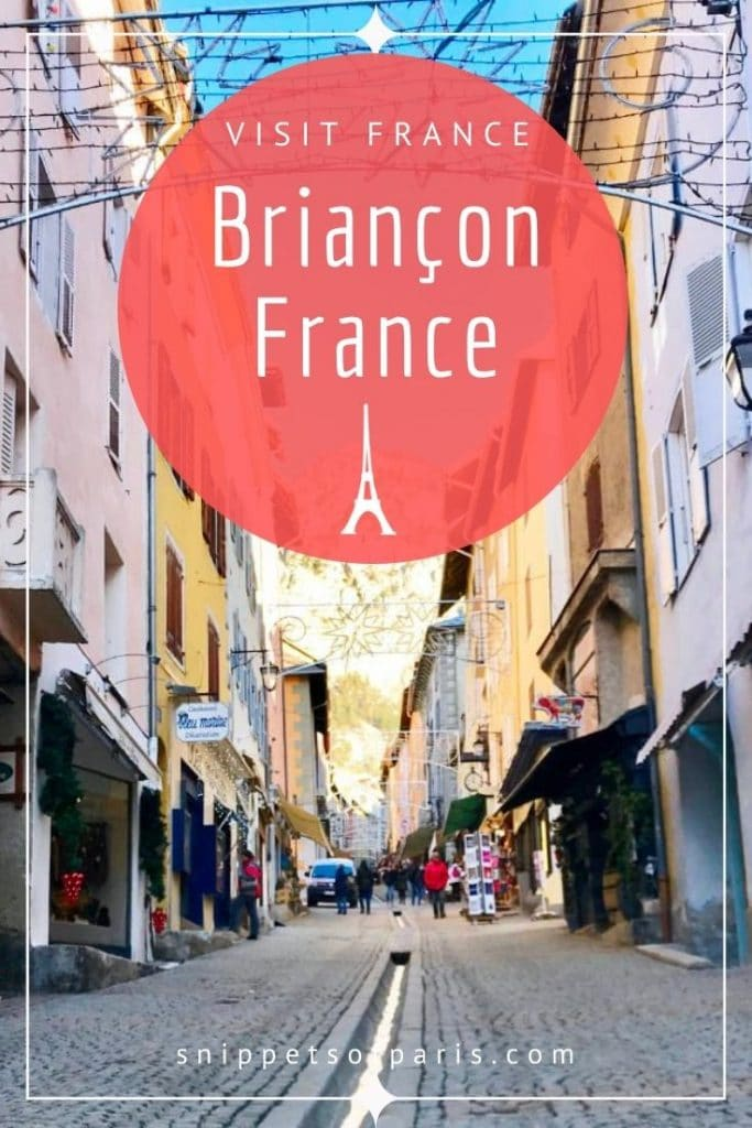 Briancon france pin for pinterest